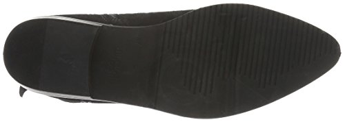 Tommy Jeans Damen G1385ames 1b Kurzschaft Stiefel Schwarz (black 990)