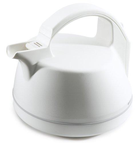 UPC 067607007443, Black & Decker KE2010A Dome Electric Kettle, White