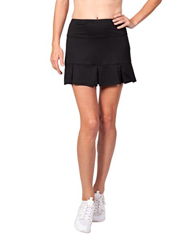 Tail Activewear Women's Doral 14.5 Length Skort XX-Large Black by Tail Activewear