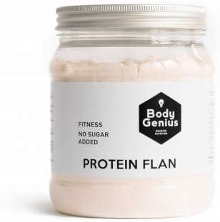 BODY GENIUS Protein Flan (Cookies&Cream). 275g. Preparado en polvo ...