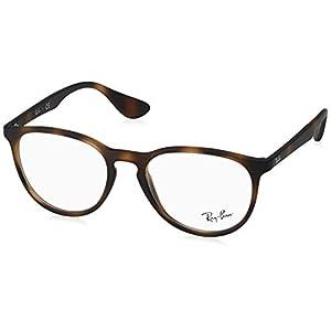 Ray-Ban Women's RX7046 Eyeglasses Rubber Havana 51mm
