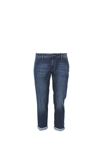 Jeans Uomo At.p.co 40 Denim A141sasa45 Marinad 1/7 Primavera Estate 2017