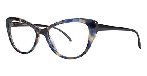 Vera Wang Glasses - Eyeglasses Vera Wang V 394 BLUE TORTOISE Blue Tortoise