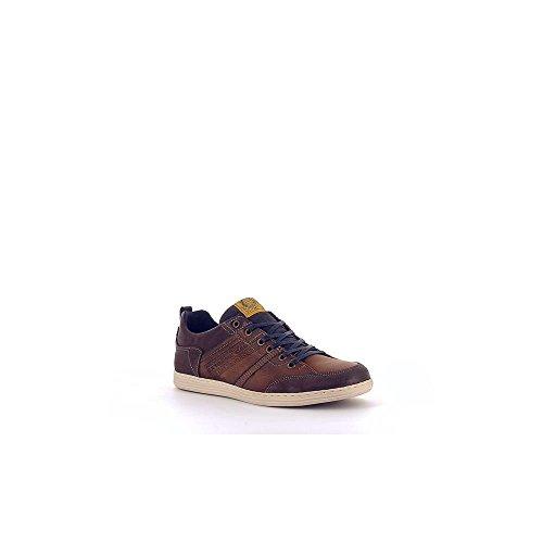 Bullboxer 499-K2-4985A Zapatos de cordones Hombre marrón, EU 44