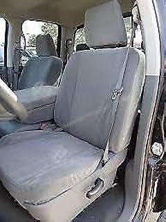 Clazzio PVC Leatherette Custom Seat Covers for Dodge Ram 2009-2012 Regular Cab