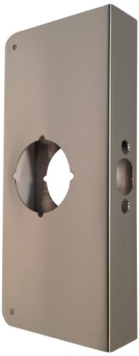 Don-Jo 51-VF Flat Front Wrap-Around Plate Polished Brass Finish (Pack of 10) Door Lock Replacement Parts Amazon.com Industrial \u0026 Scientific & Don-Jo 51-VF Flat Front Wrap-Around Plate Polished Brass Finish ...