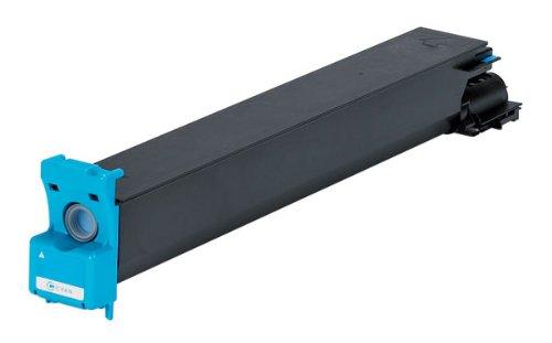 Katun Bizhub C250/C252 Cyan Toner 12000 (Bizhub C250 Cyan Toner)