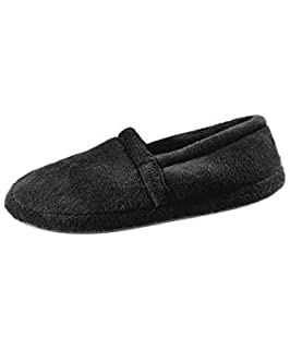255fafc5ce0 Most Comfortable Memory Foam Mens Slippers - Wide Bedroom Slippers