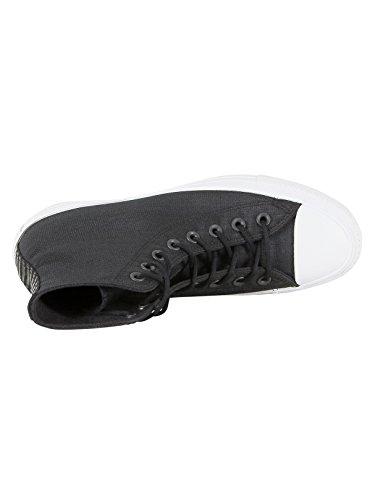 Converse All Star Hi Cordura Herren Sneaker Schwarz