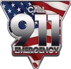 how to call 911 from an inetrnational number