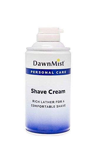 DawnMist Shave Cream 1.5 Oz., SC15 (Case of 144) by DawnMist