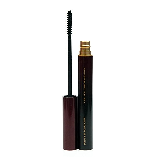 Kevyn Aucoin The Volume Mascara, Rich Pitch Black, 1 Count