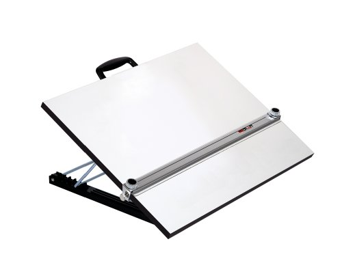 Martin Pro-Draft Deluxe Adjustable Angle Parallel Drawing Board, 20 x 26 Inches, 1 Each (U-PEB2026K)