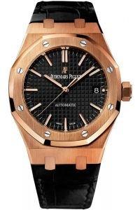 Audemars Piguet Royal Oak Automatic Black Dial Men's Watch #15450OR.OO.D002CR.01