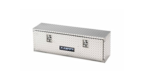 Lund 8172T 72-Inch Aluminum Top Mount Truck Tool Box, Diamond Plated, ()