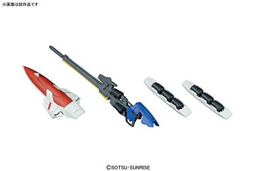 """Bandai Hobby RG 1/144 #20 Wing Gundam Ver EW """"Gundam Wing"""" Action Figure"""