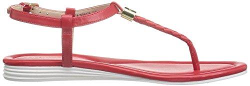 Cole Haan Donna Originale Treccia Grande Sandalo Piatto Goji Bacca