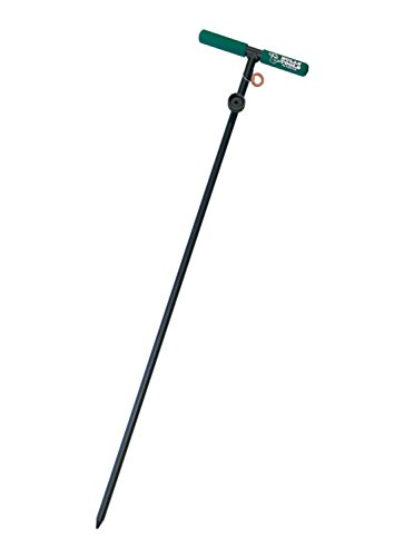Bully Tools 92300 Root Soaker Irrigation Tool with Steel T-Style Handle (Waterer Root)