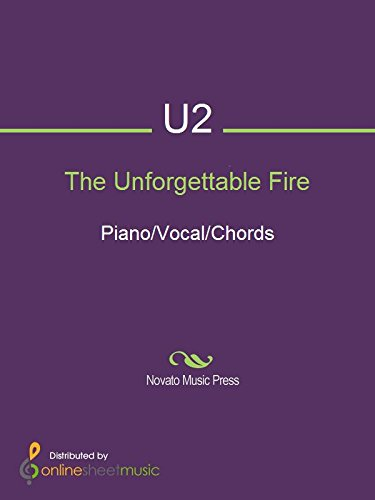 The Unforgettable Fire - Kindle edition by U2. Arts & Photography ...