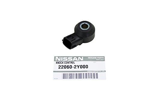 GENUINE Knock Sensor fits (Nissan Altima, Maxima, Pathfinder) - (Infiniti G35, I35, M45, Q45, QX4) - Part Number 22060-2Y000 ()