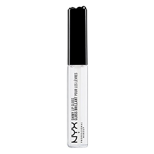 NYX Mega Shine Lip Gloss, Clear, 0.37 Ounce