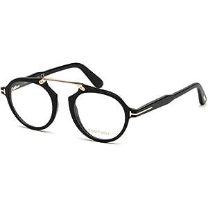 Tom Ford FT5494 Eyeglasses 001 Black w/Demo Clear Lens