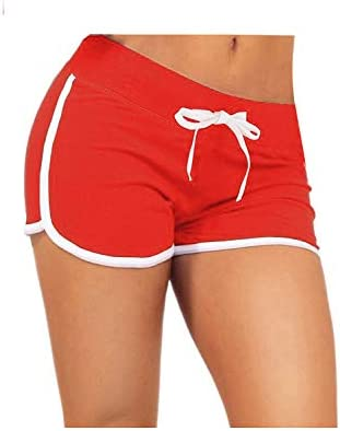 ZITY Womens Dolphin Running Yoga Gym Workout Sport Athletic Shorts