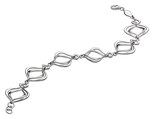 Kit Heath femme  Argent 925/1000  Argent|#Silver      FINENECKLACEBRACELETANKLET