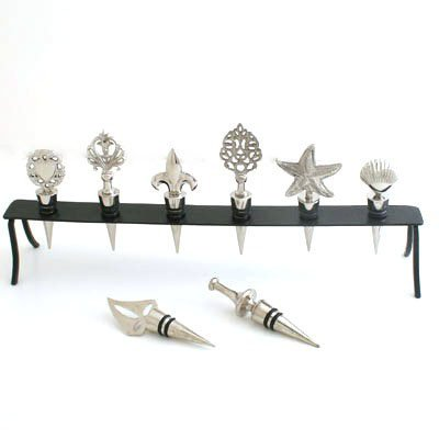 Wine Bottle Stopper Display - 8