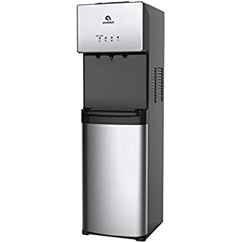 Avalon Limited Edition Self Cleaning Water Cooler Water Dispenser - 3 Temperature Settings - Hot, Cold & Room Water, Durable Stainless Steel Construction, ...