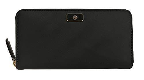 Kate Spade New York Dawn Large Continental Wallet Black
