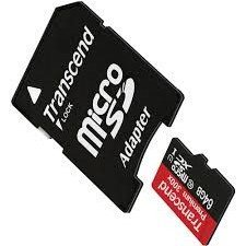 Verizon Ellipsis 7 Tablet Memory Card 64GB microSDHC Memory Card with SD Adapter