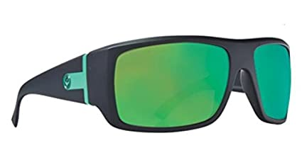 01086f18b357 Amazon.com  Vantage Sunglasses Matte H2O W Green Ion Lens  Automotive