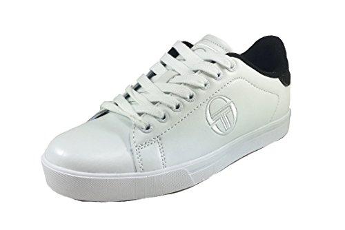 Fondo Donna Tacchini 8900 Bianco Gomma Nero Sneaker Sergio Woman Scarpe pqEnAdgX