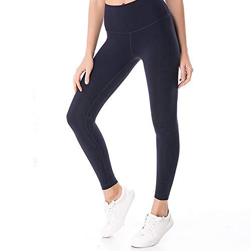Bolsillo Leggings De Yoga Midni Mujeres Blue Pantalones Ryfbre xXnqwaI7