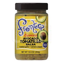 A, AVOCADO TOMATILLO, Pack of 6, Size 12.5 OZ - No Artificial Ingredients Gluten Free ()