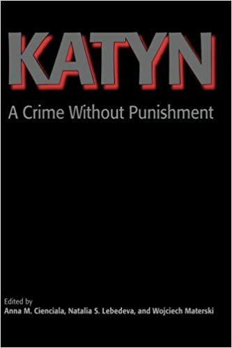 Katyn: A Crime Without Punishment (Annals of Communism Series ... on kokoda map, lidice map, romania map, khartoum map, midway map, europe map, aftermath map, yaroslavl map, big animal map, casablanca map, the kite runner map, war map, armenian genocide map, danzig map, unbroken map, berlin map, inventory map,