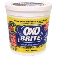 Earth Friendly Products Oxo Brite Non-Chlorine Bleach, 2 Pound (2-Pack)