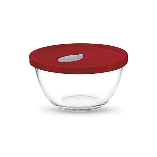 Superb Treo Mix Bowl 1500 With Flexi Lid Transparent Ec Gwf Fgb 0012 Transparent Onthecornerstone Fun Painted Chair Ideas Images Onthecornerstoneorg