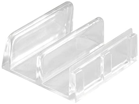 Prime-Line Products 191681 Shower Door Bottom Guide Assembly - Shower Door Bottom Guide