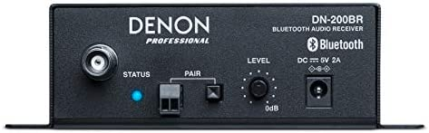 Denon Professional DN-200BR Compact Stereo Bluetooth Audio Receiver