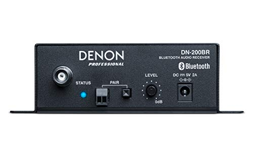 Denon Professional DN-200BR | Compact Stereo Bluetooth Audio Receiver