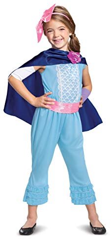Bo Peep Classic Toy Story 4 Child Costume Blue
