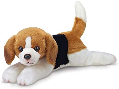Bearington Hunter Beagle Stuffed Animal