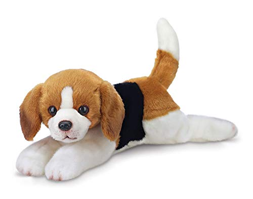 Bearington Hunter Beagle Plush Stuffed Animal Puppy Dog, 15 inches