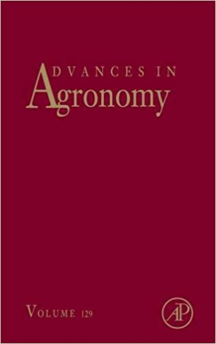 Advances in Agronomy: 129