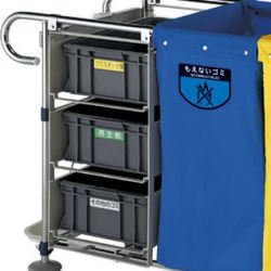 山崎産業 コンドル システムカート ダストケースユニット (3個入) C257-000X-MB B005AD5SFE