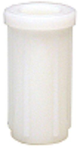 (Swivl-EZE Replacement Parts Type: Bushing - Nylon (White) - For: Aluminum Base, Post -)