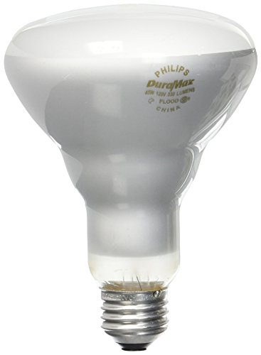 Philips 223032 Duramax 45-Watt Incandescent BR30 Flood Light Bulb 3-Pack