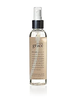 Philosophy Amazing Grace Satin-Finish Body Oil Mist, 5.8 Ounce